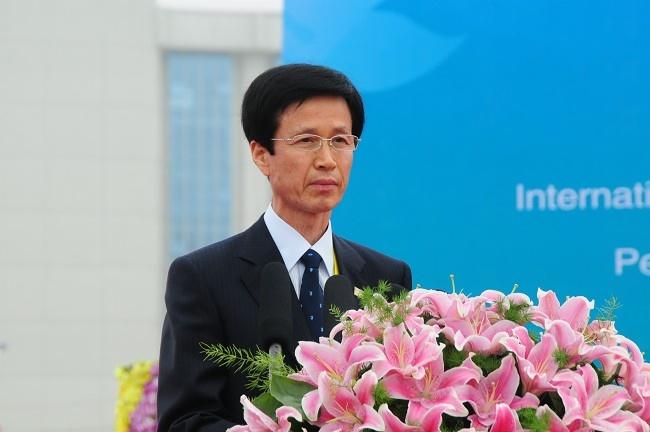 国际林联主席DonK.LEE致辞